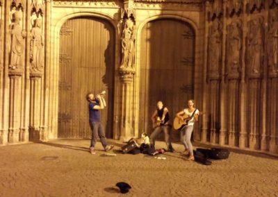 Antwerp Cathedraljam