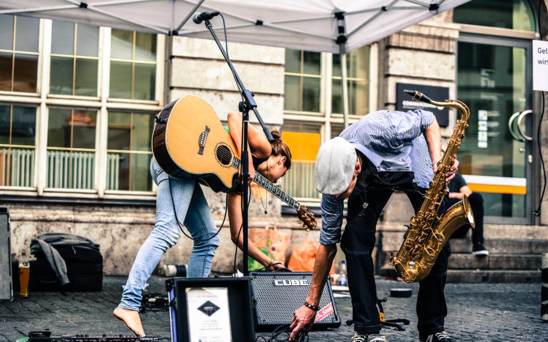 Muziekcafé 't Schoon Zicht 6. Mai 2017