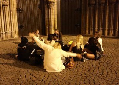 Antwerp Cathedraljam 2nd year